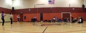 Drumming and Dancing!