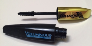 L'Oreal Voluminous Waterproof Miss Manga rock